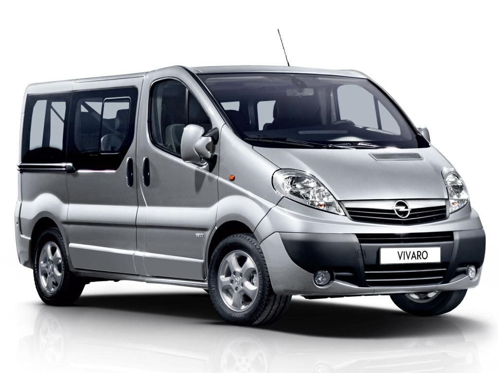 OPEL VIVARO available on request